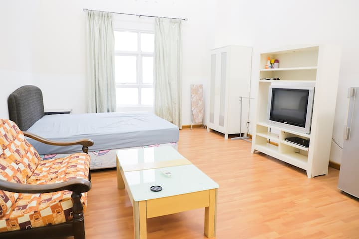 Cozy Studio near Bukit Bintang & Twin Tower 1
