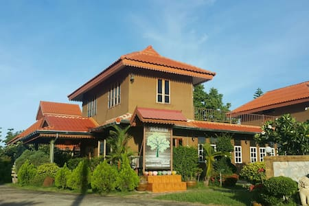 The Garden Resort-Garden House - Nong Kom Ko - Rumah