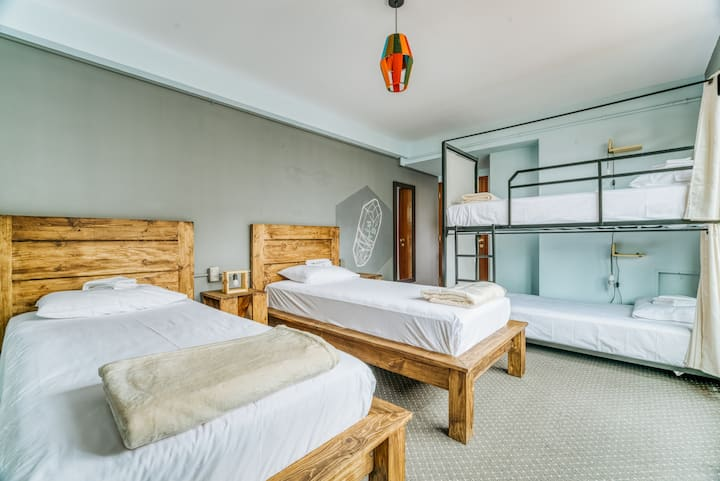 Selina La Paz - Quadruple Room