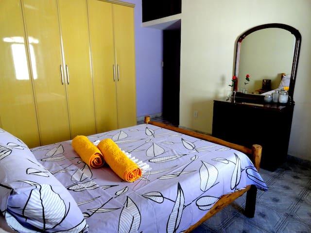 Quarto Zen Itatiaia RJ - Itatiaia - Huis