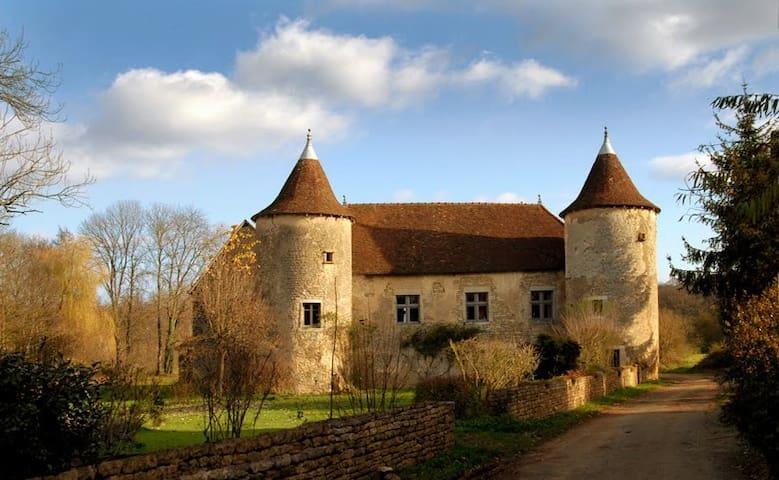 Château rural du XVIème siècle.