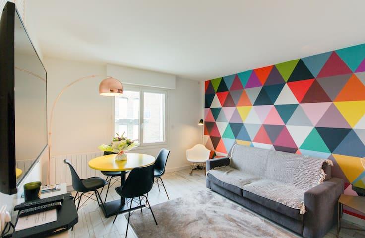 Appartement Petit Ange vue mer