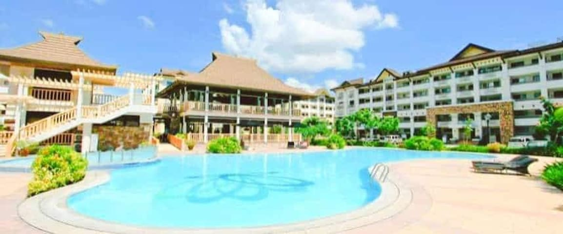 Cathy's Cozy Place 1 - 1BR Condo @ One Oasis Davao