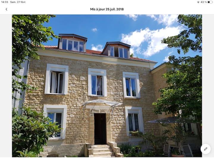 Villa Camus Appartement 2 pièces au RDC