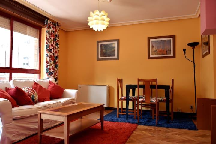 Apartamento para dos personas en Oviedo