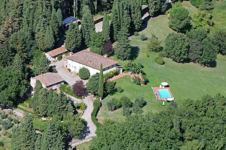 """Country House """"Il  Colle 2"""" Florence Fiesole - Pontassieve - Huoneisto"""