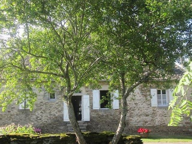 La maison de campagne - Saint-Merd-de-Lapleau
