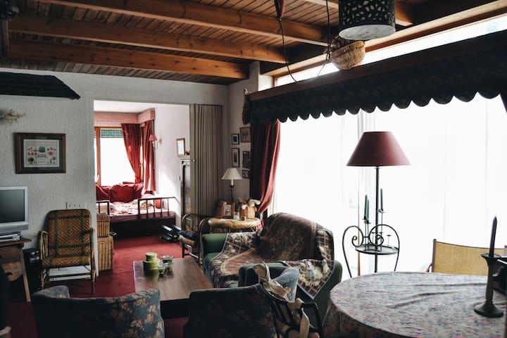 Fantástico apartamento al lado de Viella - Betren - Apartament