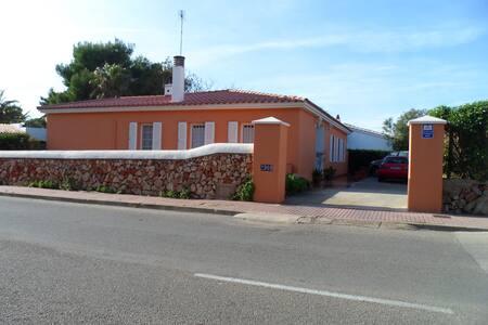 chalet acceso a playa - Ciutadella de Menorca
