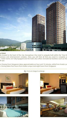 Stay At Hotel Rms of 4 * Standard. - George Town - Annat