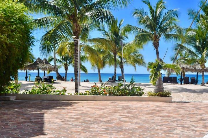 Cadaques OceanFront  2BR+3BR 130Mts Bayahibe - Los Melones - Apartment