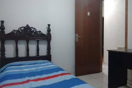 Ótima localização - Bairro nobre - Quarto 2 - Campo Grande - Casa