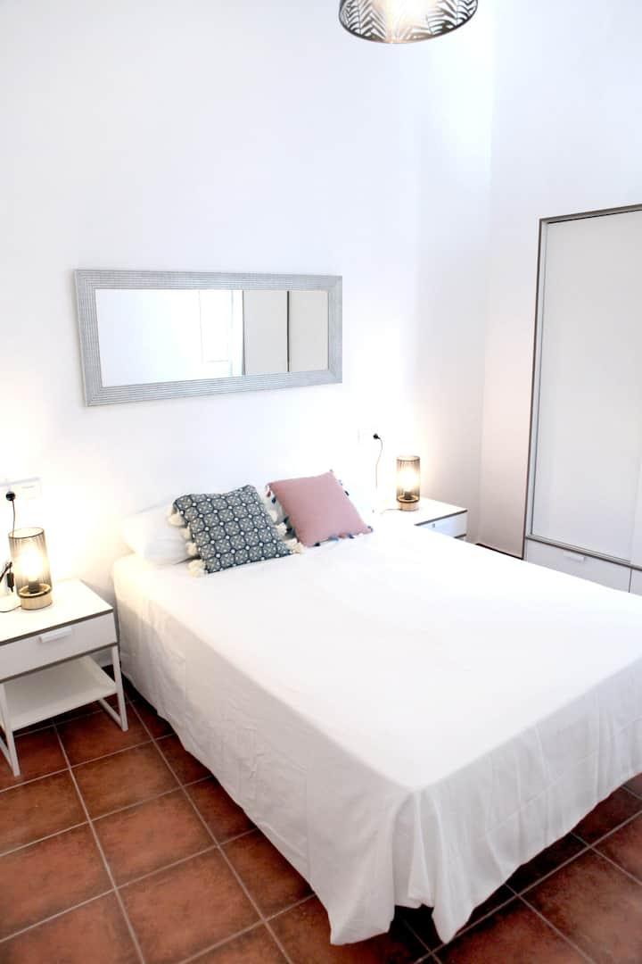 15.M. Apartamento temporal centro Sevilla.