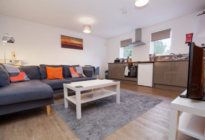SAV Apartments Leicester - 2 Bed Flat Regent Road