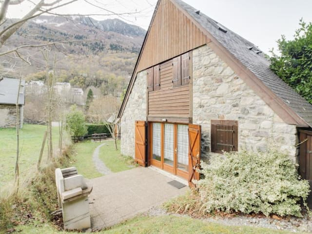 CHALET DUPLEX 4 PERSONNES RESIDENCE NAOU COSTE