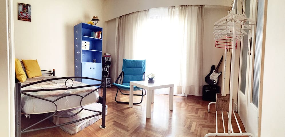 Traditional & Friendly Accommodation - Athen - Wohnung