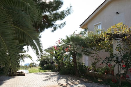 Family House Panoramic view in Tolo