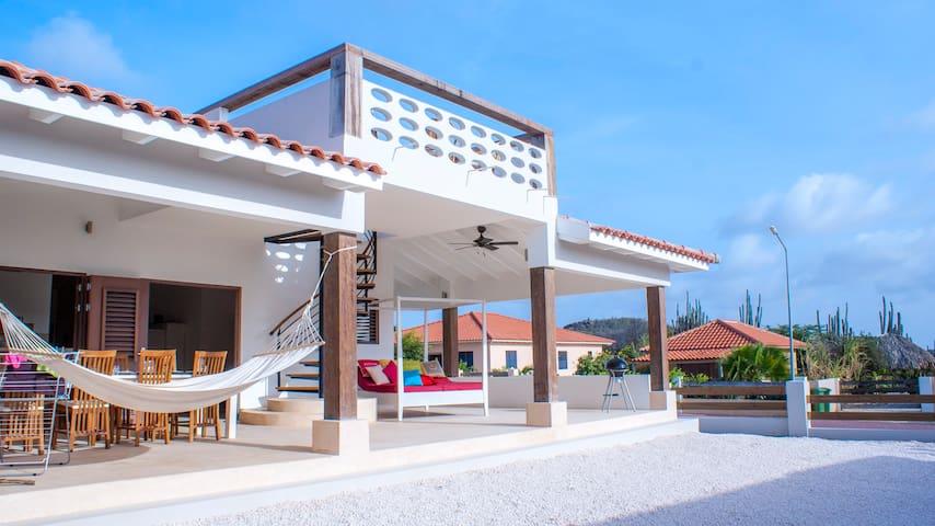 6 p villa & zwembad Caribbean Dream - BQ - Villa
