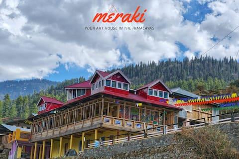 Meraki Sankri Homestay