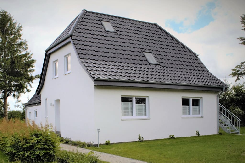The house with you accommodation