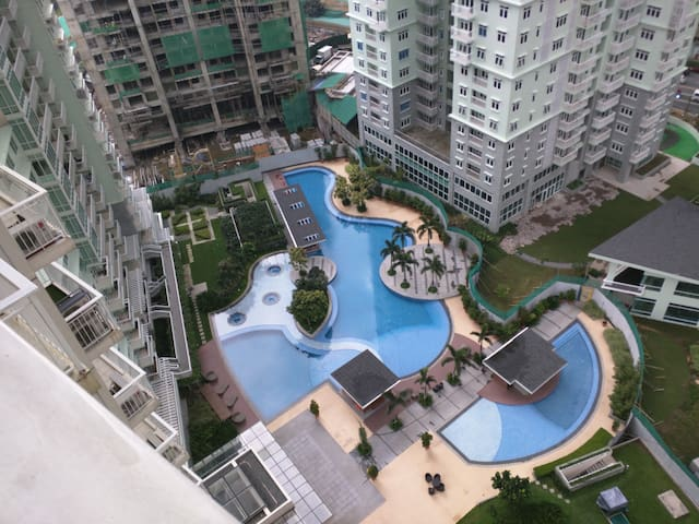 Serendra Bonifacio Global City view