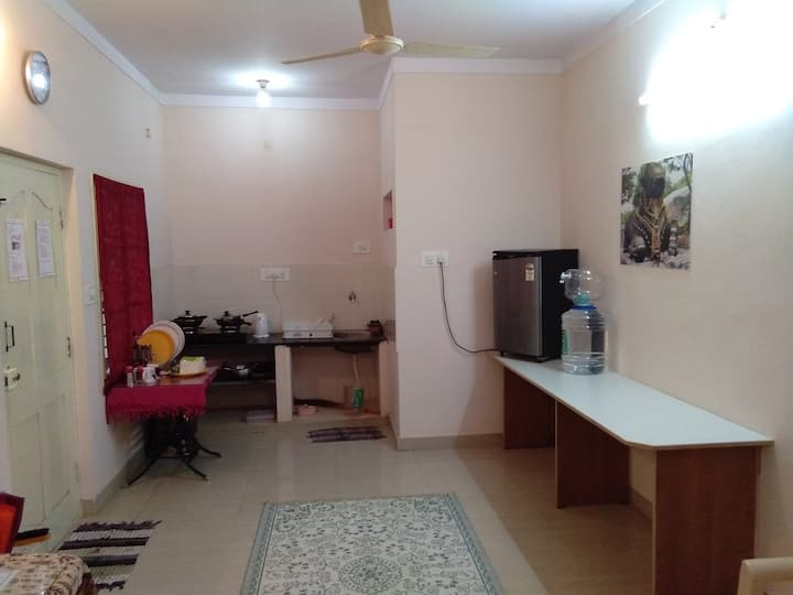 1 BHK independent unit.
