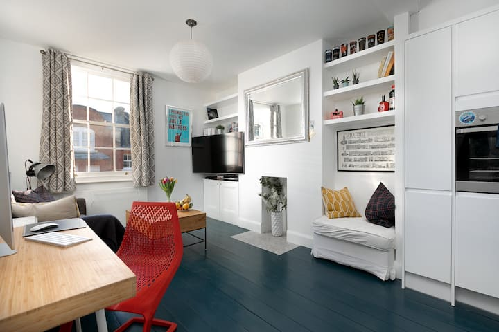 Charming Scandi-Style Flat in ANGEL