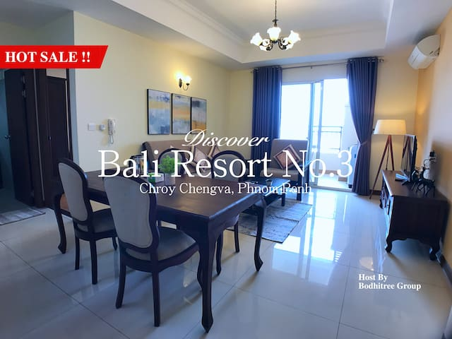 14A10_BigApartment/1BR/Grand View/Nice Gym & Pool