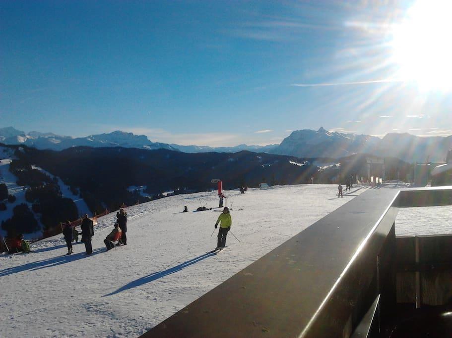 Les Gets - Ski Area