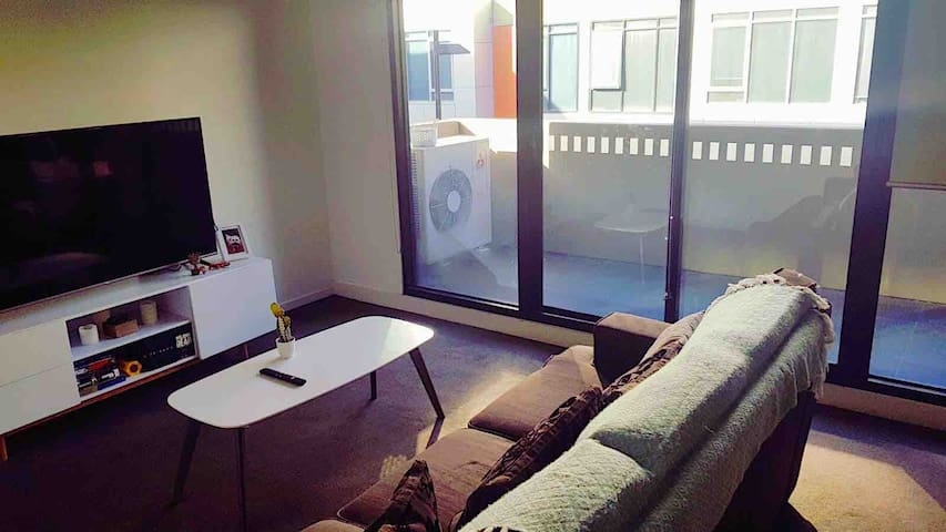 Room near the city (Melbourne)