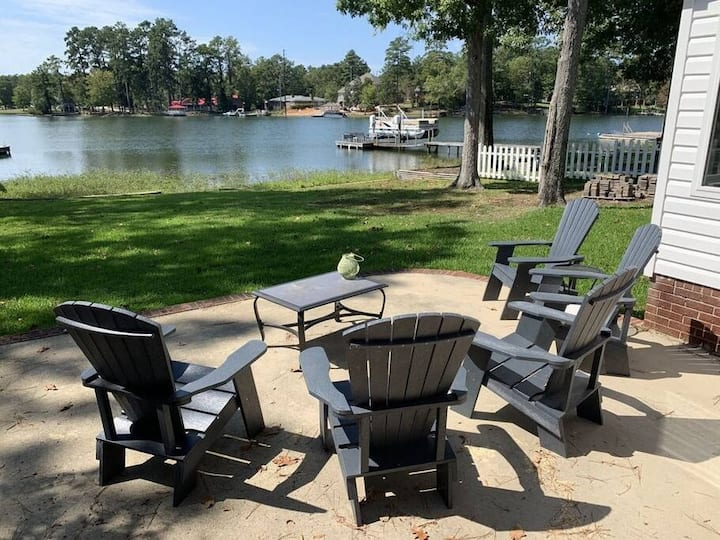 Recently Updated Home w/ Huge Views & Private Dock