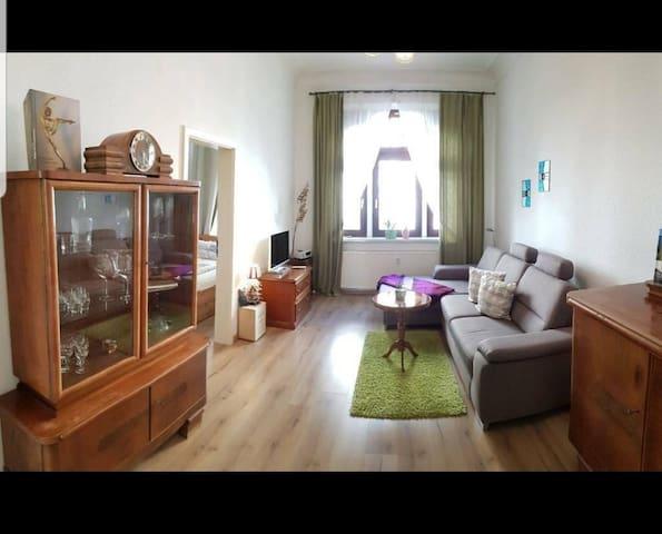 Stilvolle Gästewohnung in Gohlis