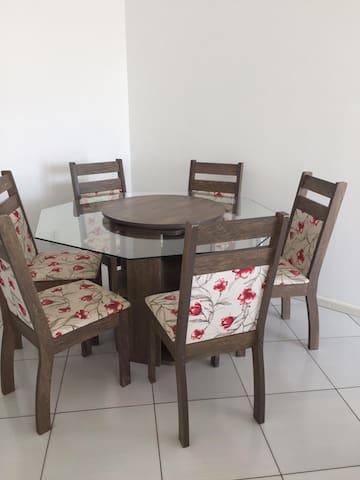 Sala das refeições