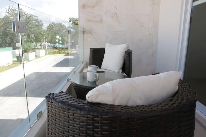 New House w/Car. 7min from beach - Playa del Carmen - Hus