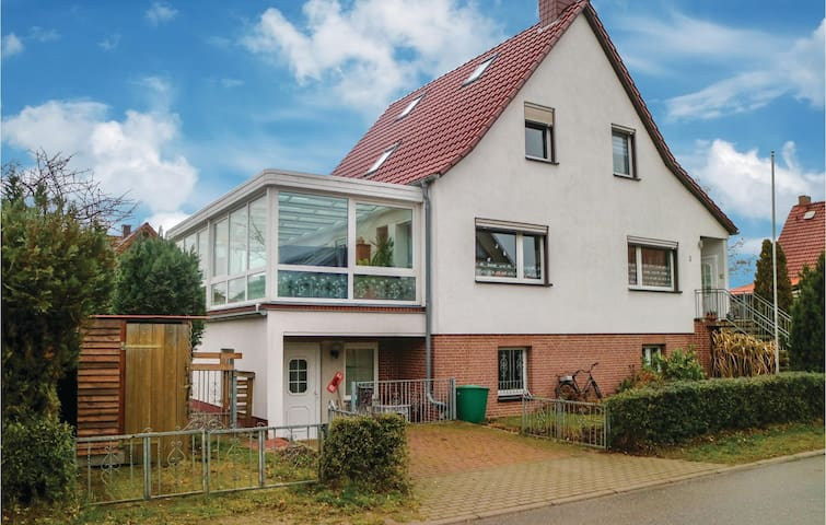 Holiday apartment with 1 bedroom on 36m² in Kühlungsborn