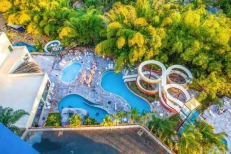 Golden Dolphin c/piscina24h roupas de cama toalhas
