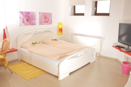 Ruhiges Zimmer-eig.Bad-15MinZentrum - Monaco - Bed & Breakfast
