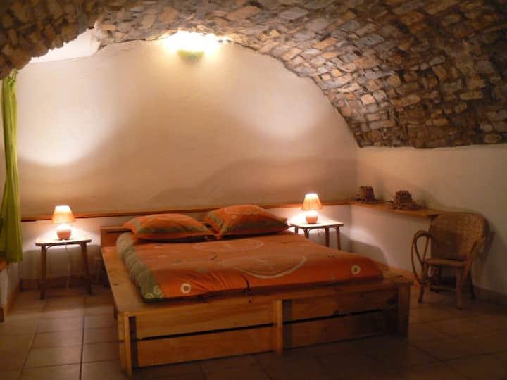 chambre d'hôtes bambou - Lou Couradou