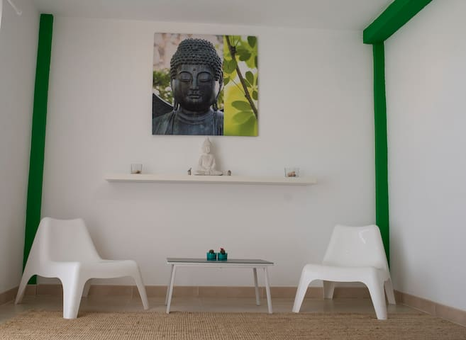 The green ZEN apartment relax and enjoy - El Cotillo