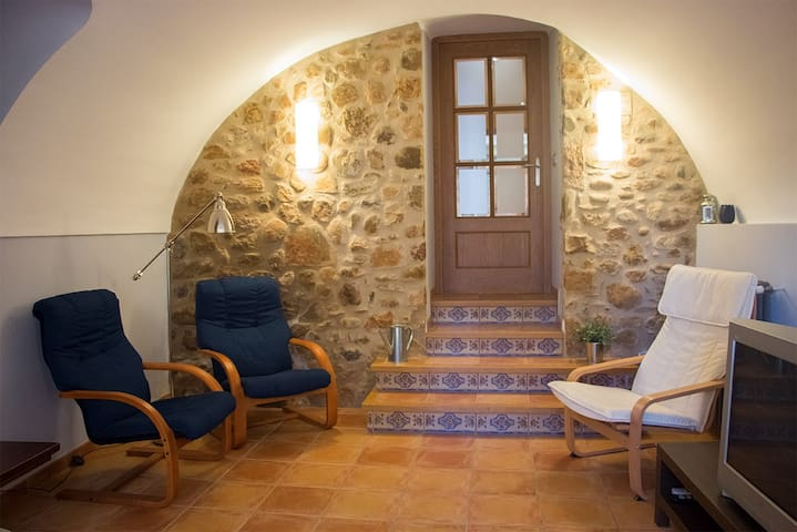 A cozy house close to Girona - Esponellà - Huis