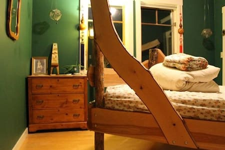 D Acres of NH- Green Room - Dorchester - Bed & Breakfast