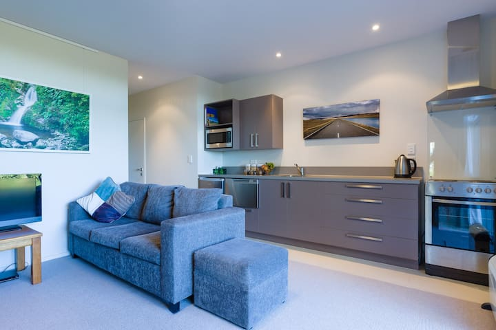 Lovely Arthouse Apartment in Methven