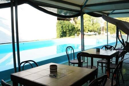 Seaside villa with private pool!! - Specchiolla