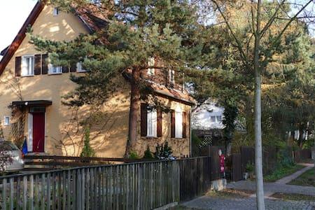 Oase zwischen Berlin & Potsdam, 14 qm Zimmer - Kleinmachnow - Hus
