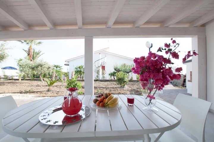 Villa garden Mediterranea Junior