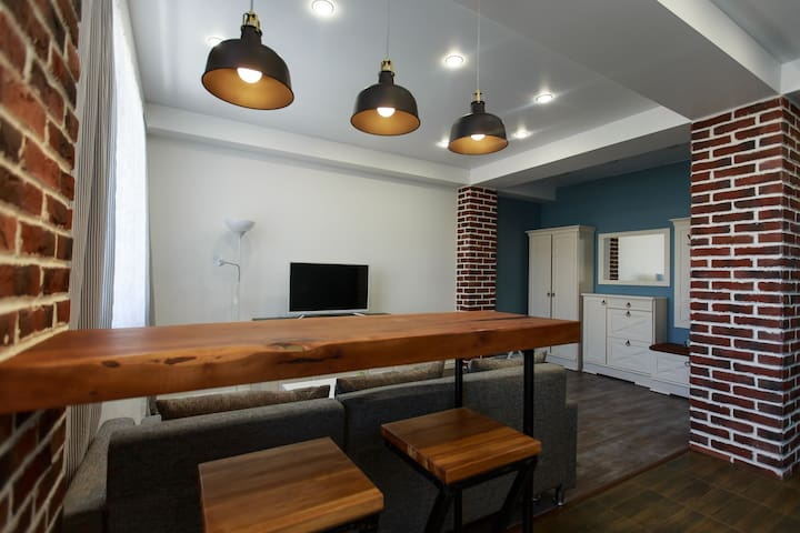 Апартаменты на Рахманинова