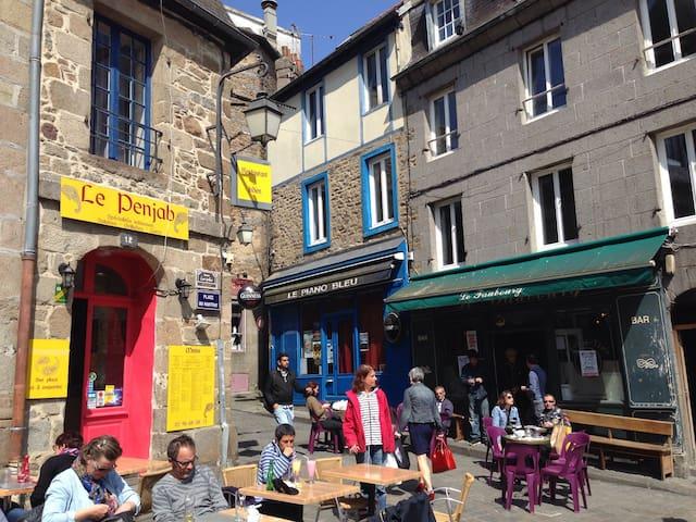 Appartement au centre historique de Saint-Brieuc - Saint-Brieuc - Pis