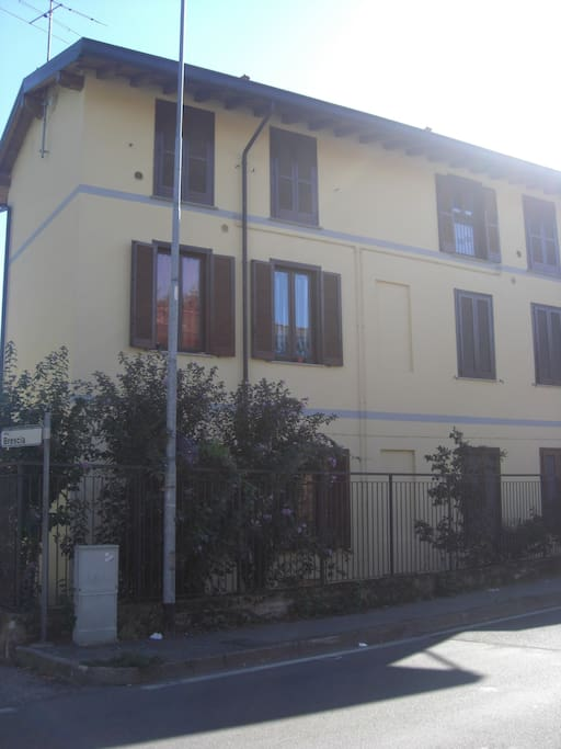 Casa teresa appartamenti in affitto a for Affitto vigevano privati arredato