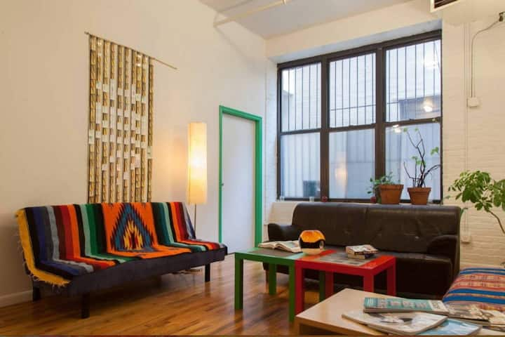 Amazing and Lofty 2BD space in Williamsburg