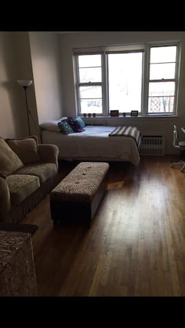 Cozy NYC apartment, private space - Nueva York - Departamento